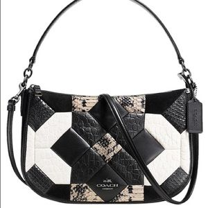 Coach Quilt Chelsea Crossbody Bag